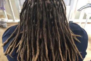 Dread maintenance crochet Sydney after