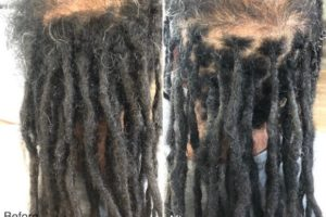 Dreadlocks maintenance