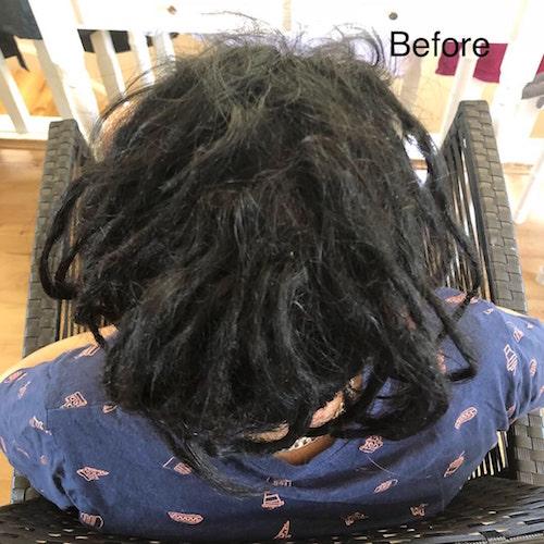 Sydney short dreads