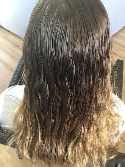 Hair knots removal dreads Sydney after