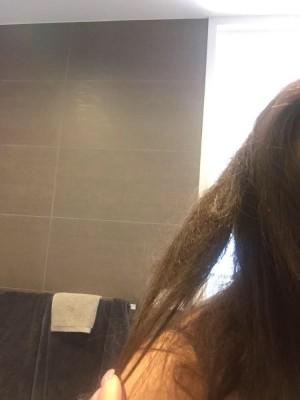 matted hair detangling