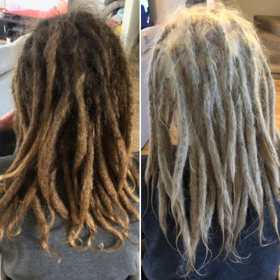 Dreadlock Colouring - Sydney Dreadlocks